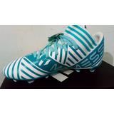 Tenis adidas Nemezis Messi 17.3 Tacos Fg J Originales