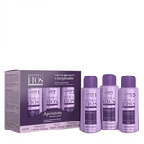 Kit Alisado Cadiveu - Selagem Sellado Térmico 60 Ml Original