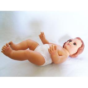 Figura Niño Dios De Plastico Vinilo, Divino Niño Chico 30cm