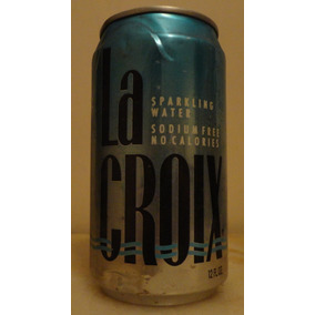 La Croix Agua Carbonada 12 Fl Oz Estados Unidos