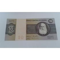 Nota Antiga De Dez Cruzeiros