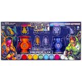 Heroclix Bateria De War Fo Light Naranja Morado 6335