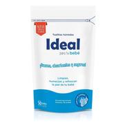Toallitas Húmedas Ideal Clásicas Doypack X50u (24 Paquetes)