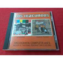Los Iracundos - Discografia Completa Vol 5 La Juventud Felic