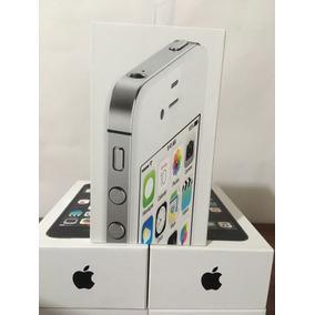Iphone 4s De 8gb Completamente Nuevo Y Con Accesorios Blanco