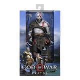 Neca Kratos God Of War 4 Action Figure Nuevo En Stock