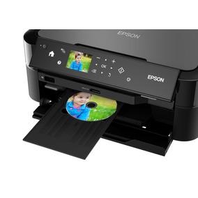 Impresora Epson L810 Ecotank Fotos Cds Tinta Continua