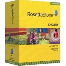 Curso De Idiomas - Rosetta Stone (1 Idioma) + Brinde