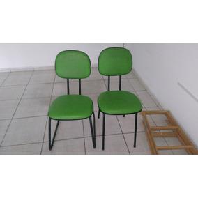 Cadeira Para Sala De Espera Longarina E Duas Cadeira