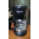 Cafetera Black And Decker 5 Tazas