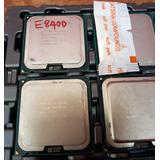 Procesador Intel Core 2 Duo E8400 3.0 Ghz + Pasta Termica