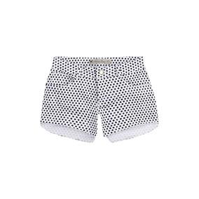 Shorts Em Sarja Summer Feminino Estampada Hering Hbm2