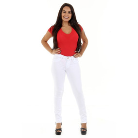 Calça Jeans Feminina Legging Levanta Bumbum- 244649 Sawary