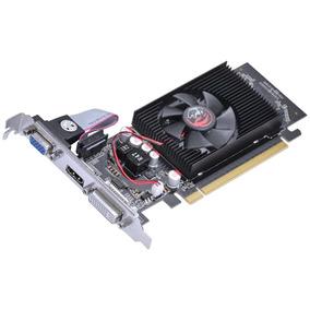 Placa De Vídeo Nvidia Geforce Gt210 1gb Hdmi 64bits Ddr2