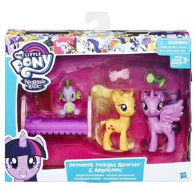 My Little Pony Paquete De La Amistad Twilight Sparkle Y Appl