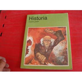 Libro Historia Cuarto Grado en Mercado Libre México