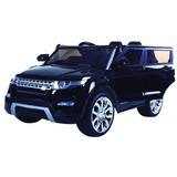 Carro A Batería Baby Kits Modelo Land Rover Gris
