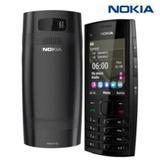 Celular Nokia X2-02 Dual Chip Mp3 Rádio Fm Novo Caixa Preto