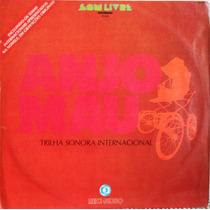 Lp Vinil - Anjo Mau - Trilha Sonora Internacional.ano 1976