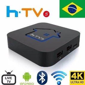 Tablet Box Htvi Versao 5 H Tv Configurado Retire Niterói