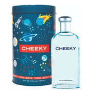 Perfume Para Chicos Cheeky Cool Boys X100 Ml + Lata Regalo