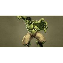 Painel Decorativo Festa David Banner Hulk [2x1m] (mod3)