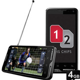 Smartphone Motorola Atrix Xt687 Dual Chip Tela 4,0 | Vitrine