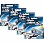 Kit C/4 Cargas Gillette Mach 3 Turbo -cada Carga 4 Cartuchos