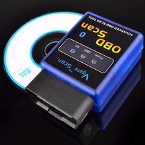 Mini Scanner Automotivo Obd2 Bluetooth Elm-327 Versão 2017