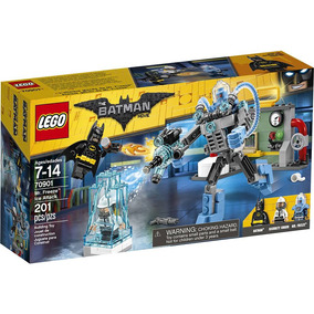 Lego Batman - Ataque De Gelo Do Sr Frio M. Brinq