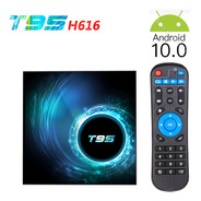 Android Tv Box T95 4gb+64gb. Reproductor Multimedia