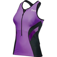 Remera  Tyr Competitor Tri Tank Mujer