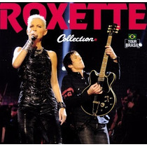 Cd Roxette * Collection Tour Brasil