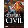 Livro Guerra Civil / Coleção Marvel / Stuart Moore / Slim