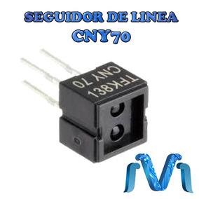 Sensor Reflectivo Infrarrojo Optico Cny70 Seguidor De Linea