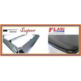 Lona Con Estructura Saveiro Flash Cover Linea Super!!!