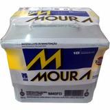 Bateria Automotiva Moura 12v 40ah - 40fd Original