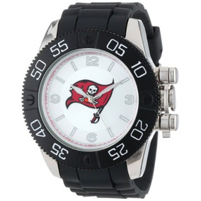 Game Time Hombres Nfl-bea-tb \beast\ Reloj - Tampa Bay Bucc