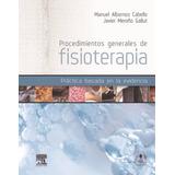 Libro Procedimientos Generales De Fisioterapia