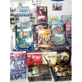 Coleção Dvds Varias Temporadas