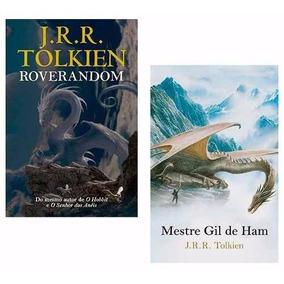 Kit Mestre Gil De Ham + Roverandom J. R. R. Tolkien 2 Livros