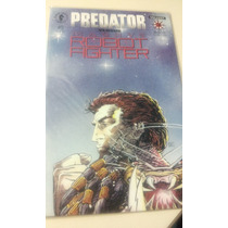 Comic En Ingles Dark Horse Predator Vs Magnus Robot Fighter2