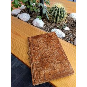 Cuaderno Vintage 100 Paginas Artesanal.