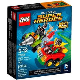 Lego Super Heroes Robin Vs Bane 76062