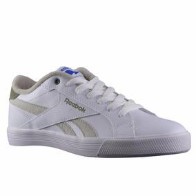 Zapatillas Reebok Royal Complete Low Hombre Blanco/gris