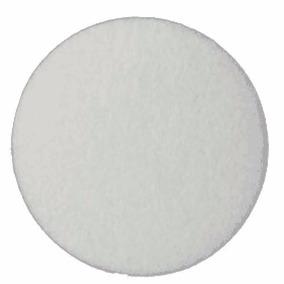 Feltro + Composto Polidor Polimento Vidros Com Óxido Cério