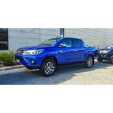 Vendo Urgente Toyota - Plan De Ahorro Hilux 4x4 100%