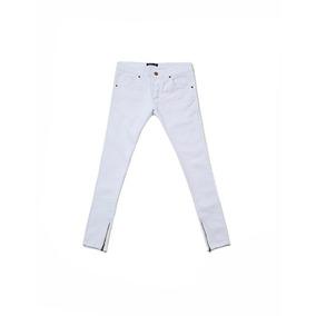 Pantalon Skinny Blanco-6220-siamo Fuori