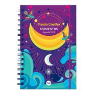 Agenda Diaria 2022 Paulo Coelho Edicion Momentos 13,5x20cm