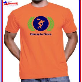 50374b234 Camisa Educacao Fisica - Camisetas Manga Curta para Masculino no ...